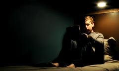 Night reading 240