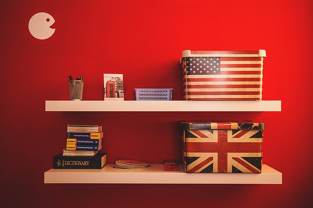 Mixed Signals: Why you shouldn't mix British and American English in your novel