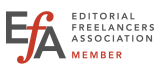 Member, Editorial Freelancers Association