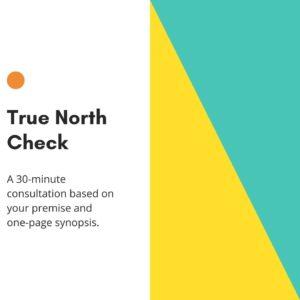 True North Check, book coaching